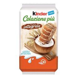 Ferrero Kinder Colazione Piu' integrale in confezione da 10 merendine 290 Gr