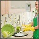 CLEANERS FOR THE DISHES