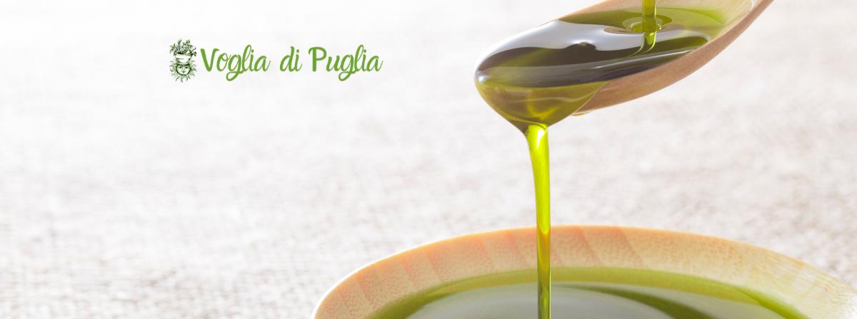 voglia di puglia olio extra vergine di oliva made in italy